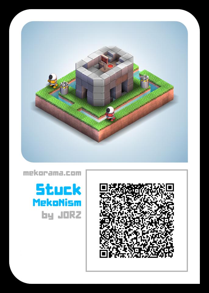 Stuck MekoNism | Mekorama forum