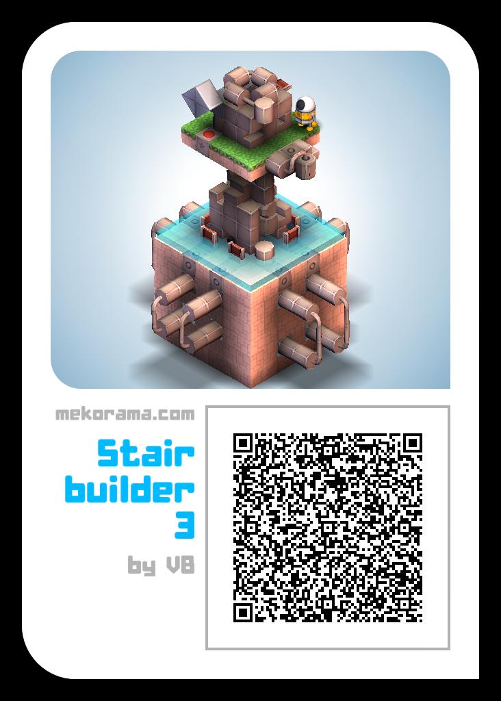 Stair Builder 3