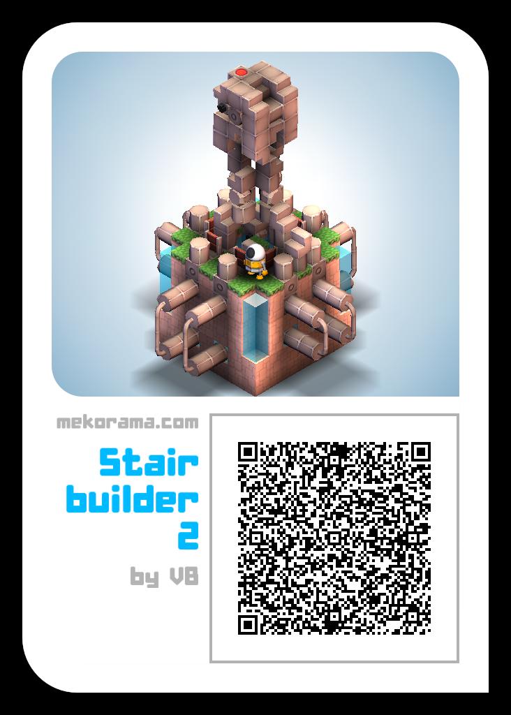 Stair Builder 2